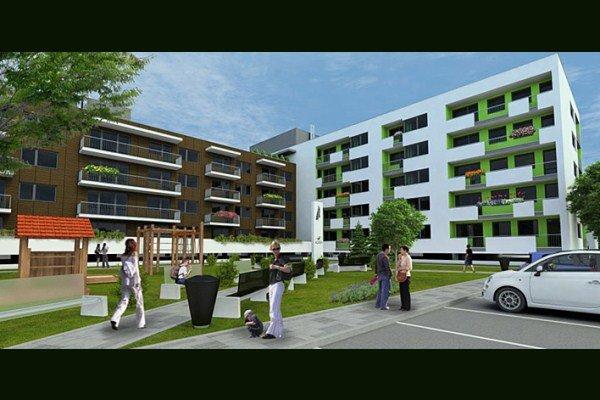 Nov� b�vanie v bytovom komplexe v Stupave � www.IPBREAL.sk