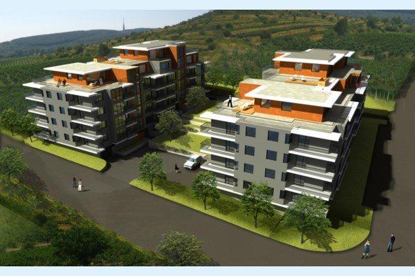 Nov� byty v lukrat�vnej lokalite na �p�t� Mal�ch Karp�t � www.IPBREAL.sk