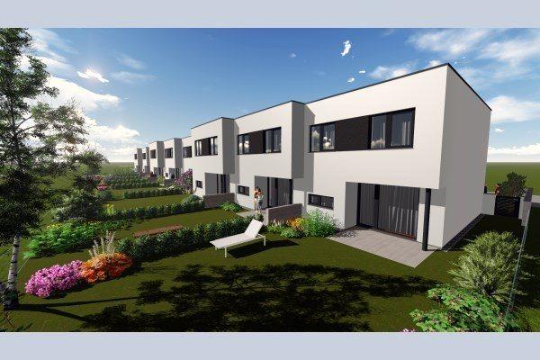 Nov� projekt modern�ch rodinn�ch domov v Rovinke � www.IPBREAL.sk